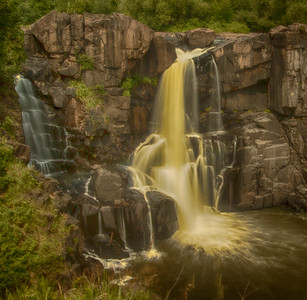 High Falls at Grand Portage State Park
