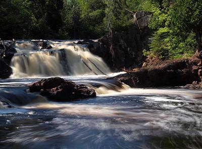 Twin Falls, Tettegouche State Park