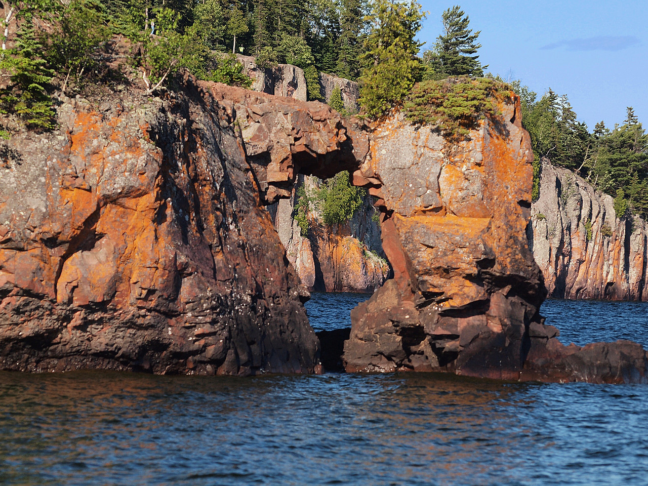 Shovel Point at Tettegouche State Park