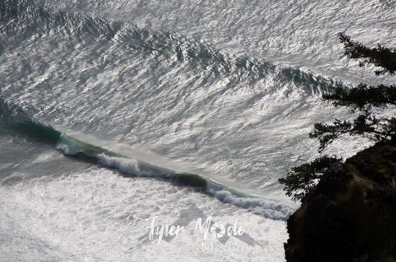 317  G Cape Perpetua Waves