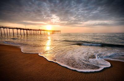 Sunrise, Avon, NC