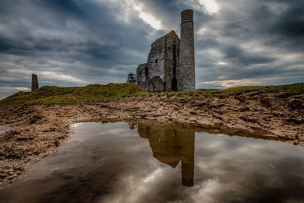 Magpie Mine Reflection