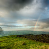 Rainbow from the Roaches