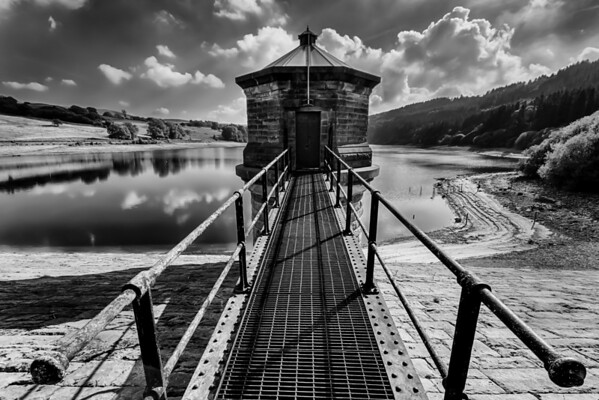 Fernilee Reservoir Pumphouse