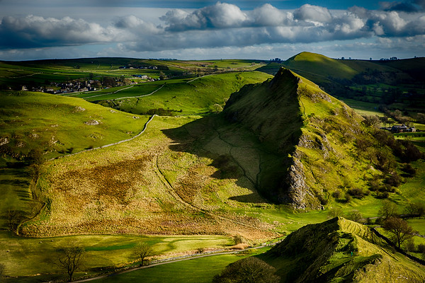 Parkhouse Hill from Chrome Hill