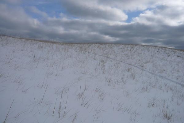 Snow, Sand, and Sky