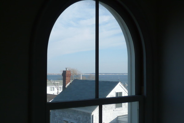 View from Provincetown Library