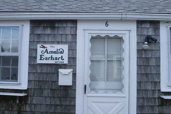 Amelia Earhart Cottage
