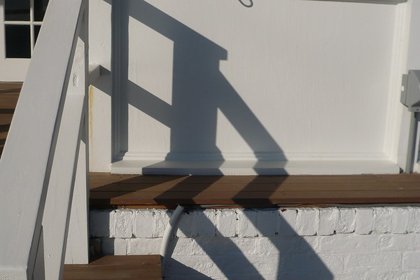 Shadows in Provincetown