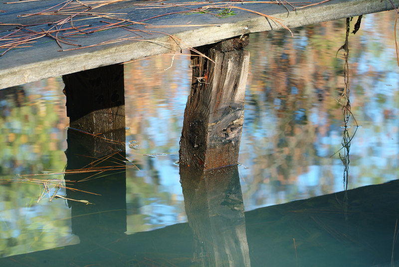 Dock Reflection