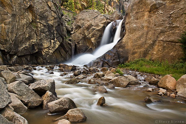 Thunder Falls<br /> Boulder, Colorado