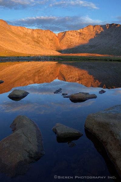 Summit Lake - Mt. Evans, Colorado #2