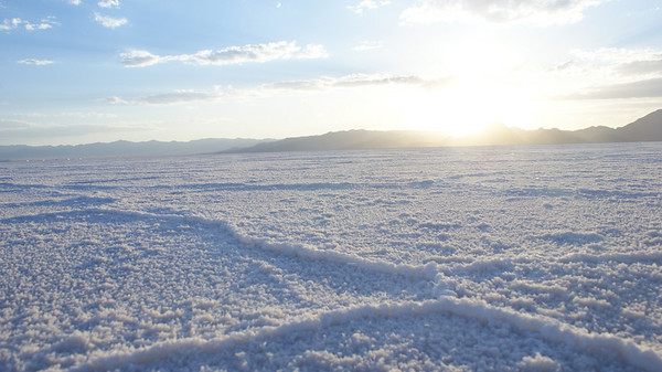 LANDSCAPE - The Salt Flats
