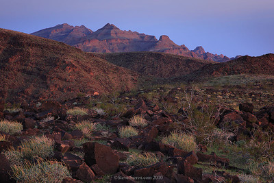 Mojave Desert Wilderness Area