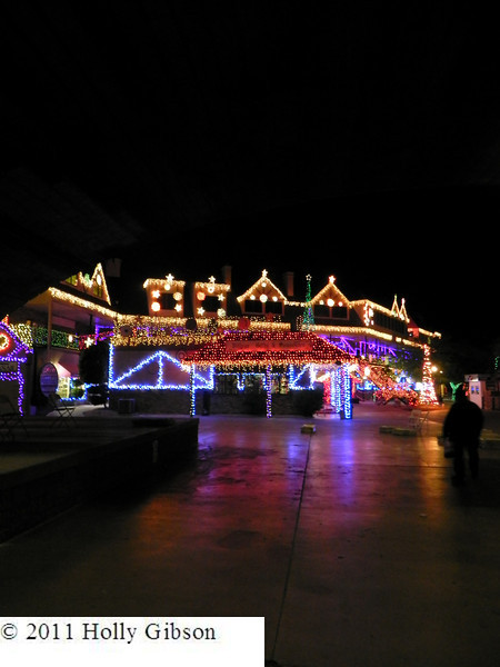 Near the London Bridge - Lake Havasu City AZ