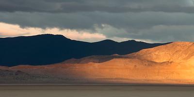 Smoke Creek Desert Sunset 5773p