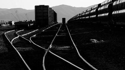 Gerlach Tracks 6079bw
