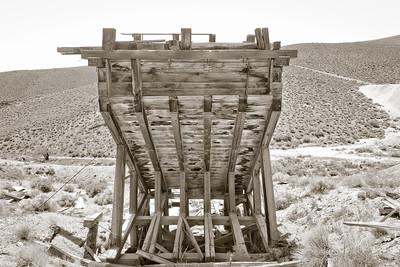 Abandoned Mine 5903bw