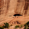 White House Ruin, Canyon De Chelley,   Navajo Reservation, AZ