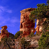 Devil's Kitchen - kitchen is closed. - sorry !<br /> Colorado National Monument