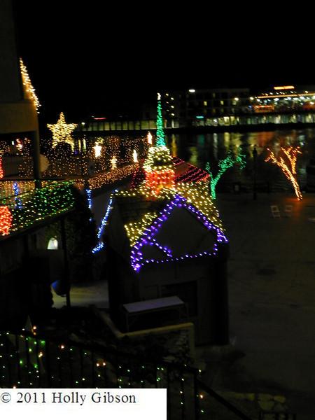 Christmas lights - Lake Havasu City AZ