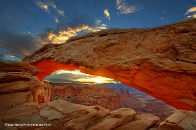 Highway in the Sky - Mesa Arch, Canyonlands National Park