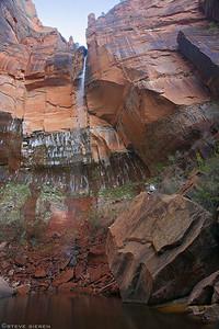 Desert Seclusion - Zion National Park