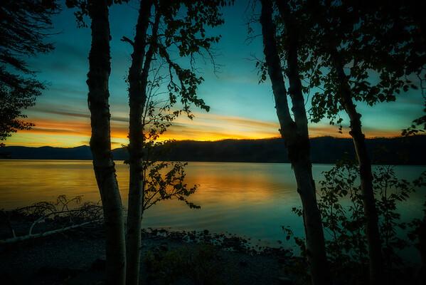 Lake McDonald , Glacier National Park