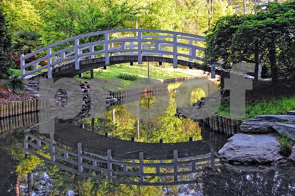 The White Bridge Duke Gardens 2011