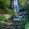 """<a href=""""http://www.youtube.com/watch?v=IyJeY7WmZ5w"""">http://www.youtube.com/watch?v=IyJeY7WmZ5w</a>  Taken off of Little River Road, Meigs Falls.  This is exactly 4.6 miles from the stop sign out of Townsend as you turn left onto Little River Road...Hard to spot but they do have a turnout..it is not labeled.  A two foot high brick wall follows the turnout.  If you get to the Sinks you have gone to far."""