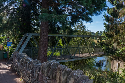 Upper Arley Footbridge