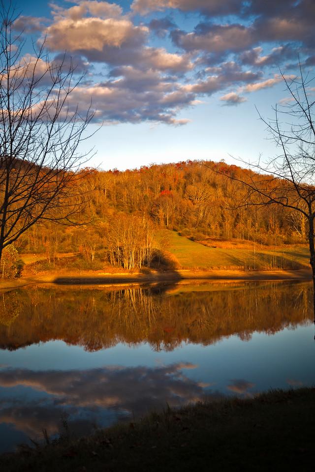 Late Day Lake