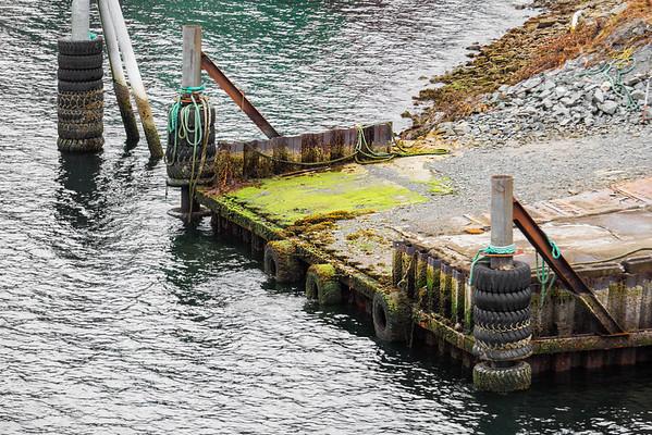 Tire Dock