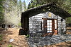 Ahwahnee cabin near the Merced River