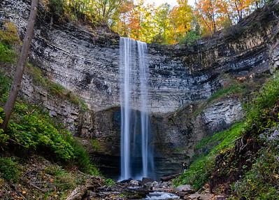 Base Of Tews Falls