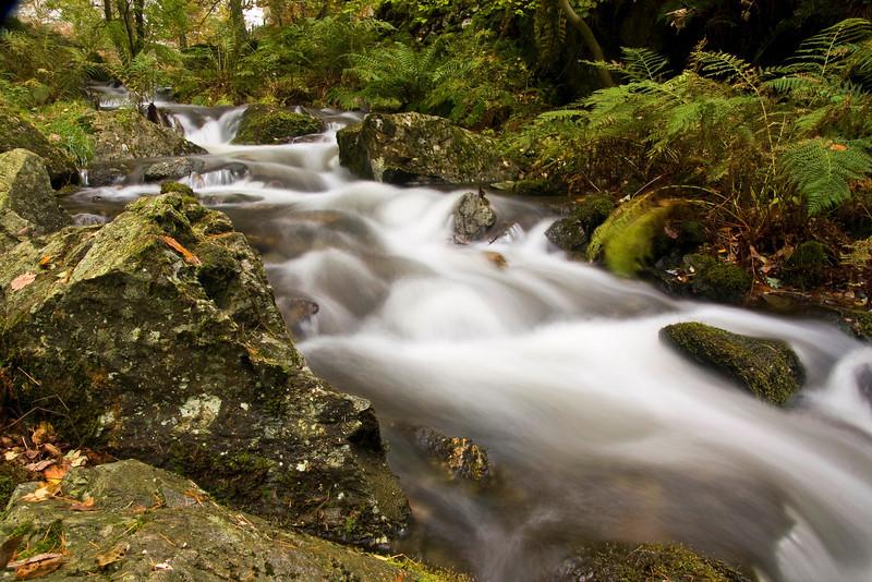 WATERFALLS -TARN HOWS -LAKE DISTRICT   -27