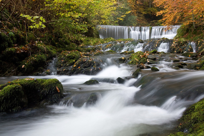 LOWER STOCK GHYLL FALLS  #12