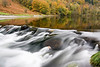 GRASMERE WEIR REFLECTIONS  #1   0210