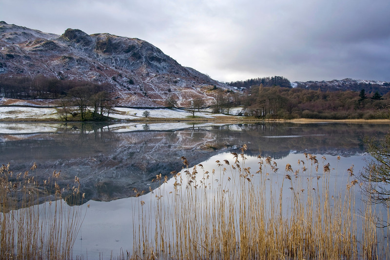 RYDAL REFLECTIONS #2        -9
