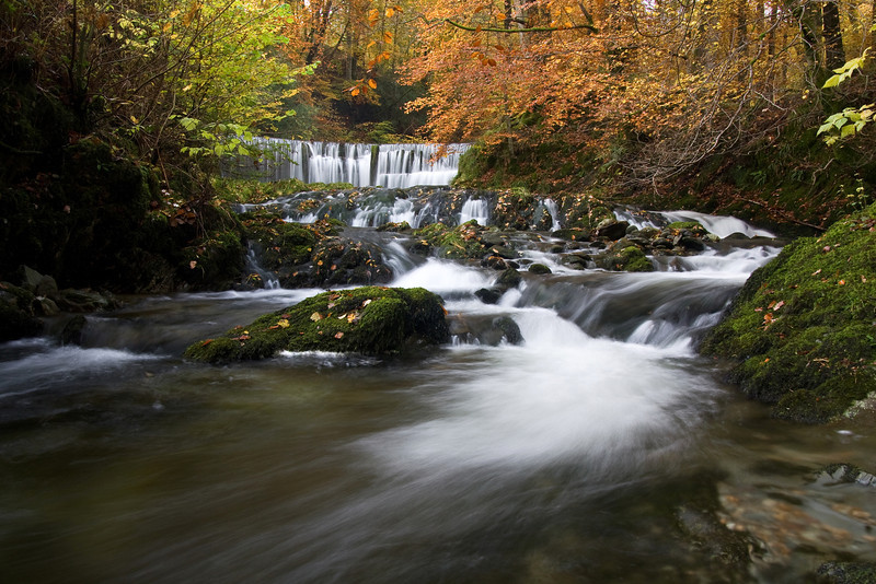 LOWER STOCK GHYLL FALLS  #3
