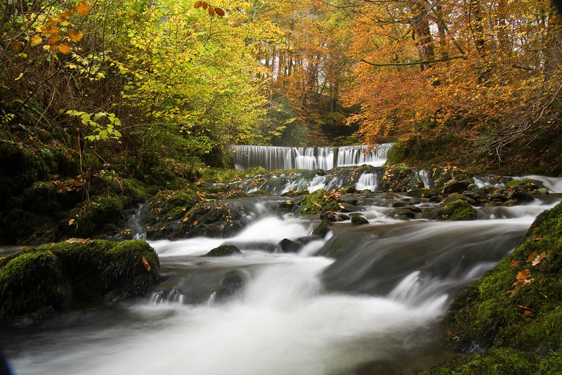 LOWER STOCK GHYLL FALLS  #4