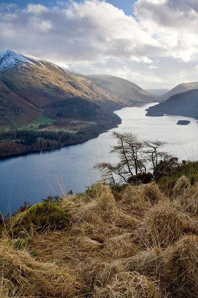 THIRLMERE FROM RAVEN CRAGG  0038