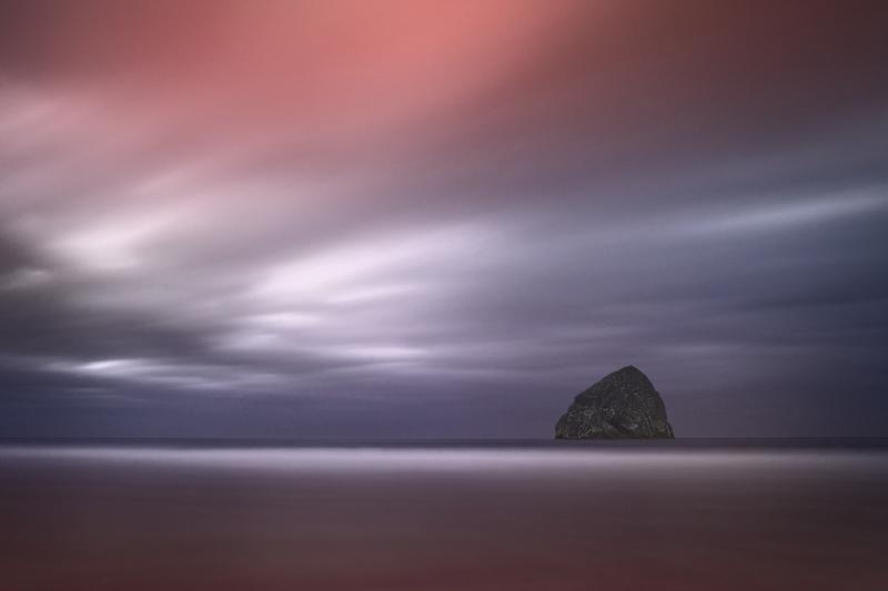 """Coastal Moods"" - Oregon"