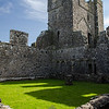 47  B Fore Abbey Courtyard