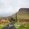 131  B Road and Ben Bulben