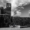 71  B Fore Abbey Black and White