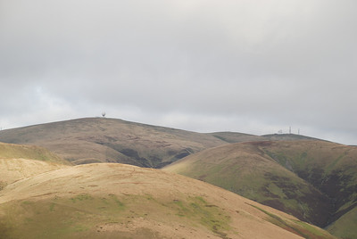 The Lowther Hills.