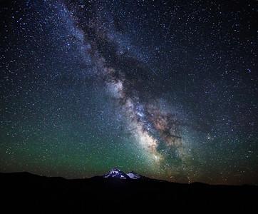 Proxy Falls, Three Sisters, & McKensie Pass Oregon July 2014