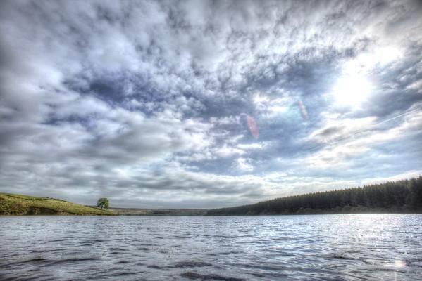 Thrusscross Reservoir