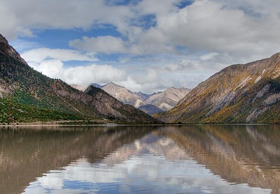 然烏湖 Tibet 2011